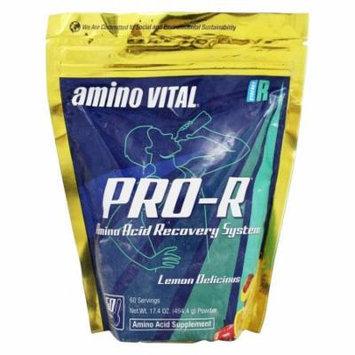 Amino Vital - Pro-R Amino Acid Recovery System Lemon Delicious - 17.4 oz.