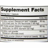 Maxi Health Livamax - Liver Formula - with Milk Thistle and Dandelion Root - 60 Capsules - Kosher