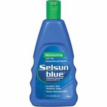 SELSUN BLUE SHAMP MOISTURIZING Size: 11 OZ [Health and Beauty] by CHATTEM LABS