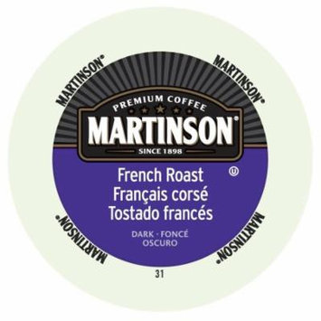 Martinson Coffee French Roast, RealCup Portion Pack For Keurig Brewers, 72Count