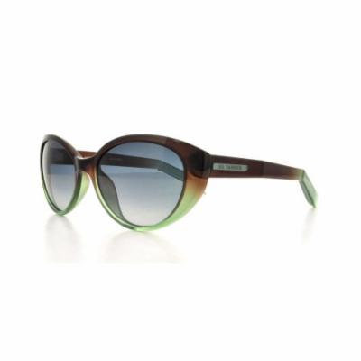 JIL SANDER Sunglasses JS649S 226 Brown Moss 55MM