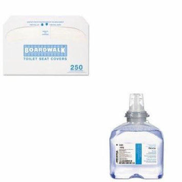 KITBWKK5000GOJ538502 - Value Kit - PROVON 5385-02 Foam Handwash with Advanced Moisturizers, Cranberry Scent (GOJ538502) and Boar
