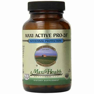 Maxi Active Pro-20, 60-Count by Maxi