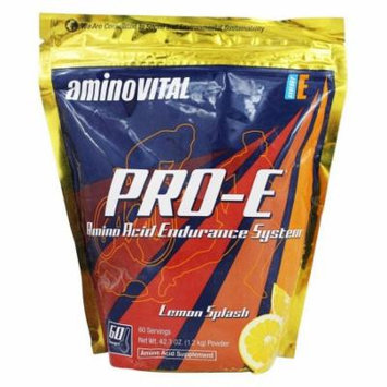 Amino Vital - Pro-E Amino Acid Endurance System Lemon Splash - 42.3 oz.