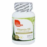 Zahler - Vitamin D3 1000 IU - 250 Softgels