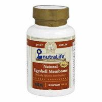 Nutralife - Natural Eggshell Membrane (NEM) 500 mg. - 30 Vegetarian Capsules