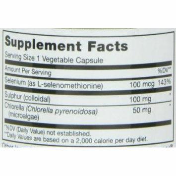 Maxi Health S - Selenium, Sulphur & Reishi Mushroom - Heart/Prostate Health - 60 Capsules - Kosher