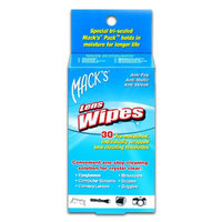 Mack's Lens Wipes Cleaning Towelettes