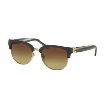 TORY BURCH Sunglasses TY9047 160613 Black/Olive Horn 52MM
