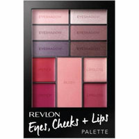Revlon Eyes, Cheeks + Lips Palette, 300 Berry in Love