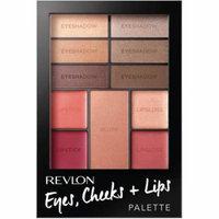 Revlon Eyes, Cheeks + Lips Palette, 100 Romantic Nudes