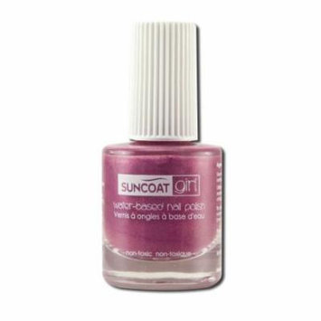 Suncoat Products - Girl Non-toxic Nail Polish, Princess Dress 8 ml