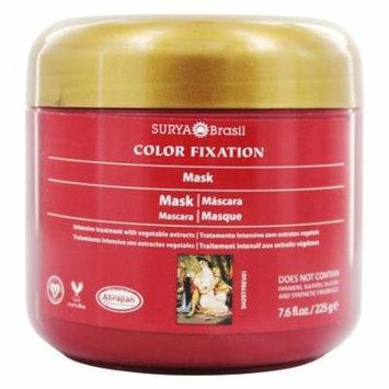 Surya Brasil - Henna Color Fixation Intensive Treatment Restorative Mask - 7.6 oz.
