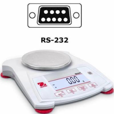 Ohaus Scout SPX422 Portable Balance 420 x 0 01g With RS232