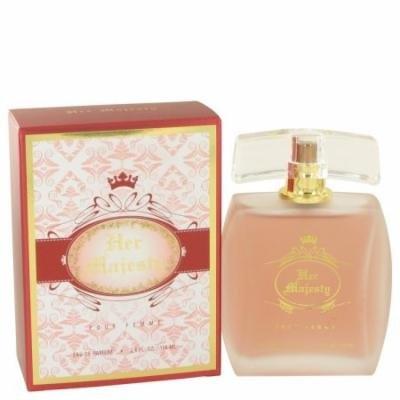 YZY Perfume Her Majesty 3.4 oz Eau De Parfum Spray For Women