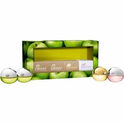 DKNY Be Delicious Fragrance for Women, 4 pc