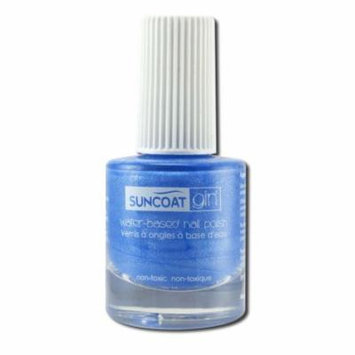 Suncoat Products - Girl Non-toxic Nail Polish, Baby Slipper 8 ml