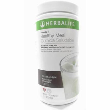 Herbalife Mint Chocolate Formula-1 Shake Mix Weight-Loss Meal Protein Fiber Healthy