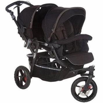Jane PowerTwin Pro Double Stroller - Klein