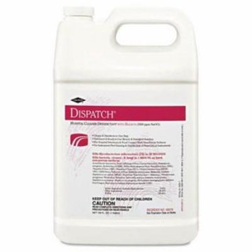 Tilex 68978 Hospital Cleaner Disinfectant w/Bleach, 128 oz Refill, 4/Carton
