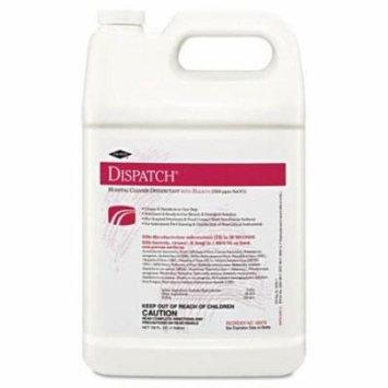 Tilex 68978 Hospital Cleaner Disinfectant w/Bleach, 128 oz Refill, 4/Carton