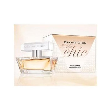 CELINE DION Women's Simply Chic EDT SP, 1.7 Fluid Ounce