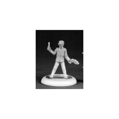 Government Agent Jones Chronoscope Series Miniatures