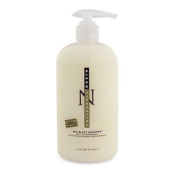 California North Sea Blast Shampoo (SBS) 16 oz. Pump Bottle