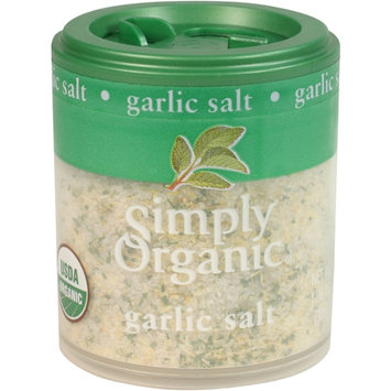 Simply Organic Certified Organic Garlic Salt