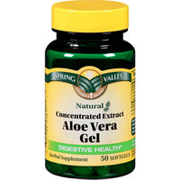 Spring Valley : Aloe Vera Digestive System Dietary Supplement