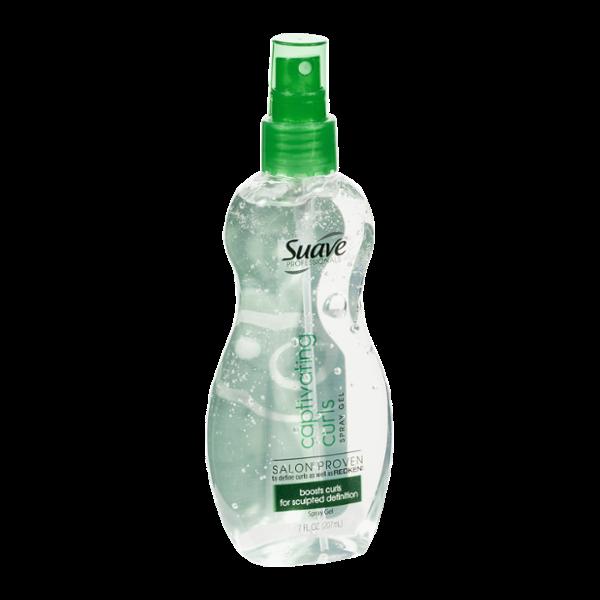 Suave® Professionals Spray Gel Captivating Curls
