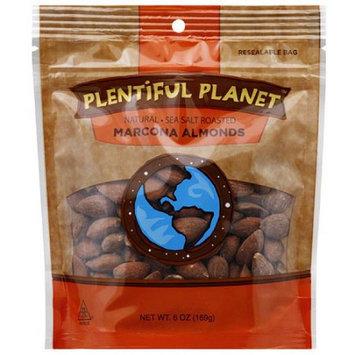 Generic Plentiful Planet Marcona Almonds, 6 oz, (Pack of 6)