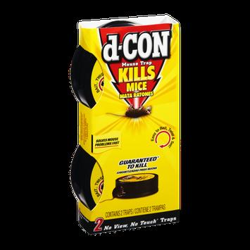 D-Con Kills Mice Mouse Trap - 2 CT