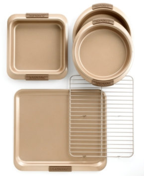 Anolon Advanced Bronze Collection Nonstick 5 Piece Bakeware Set