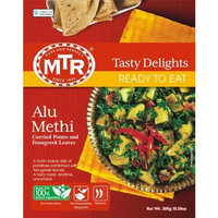 MTR Alu Methi, 10.58-Ounce Boxes (Pack of 10)