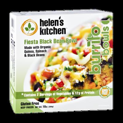 Helen's Kitchen Gluten Free Fiesta Black Bean Burrito Bowls
