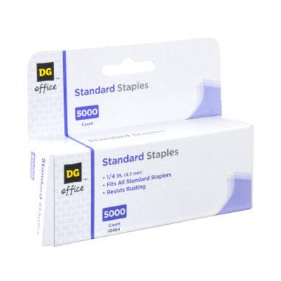 DG Office Standard Staples - 5,000 ct