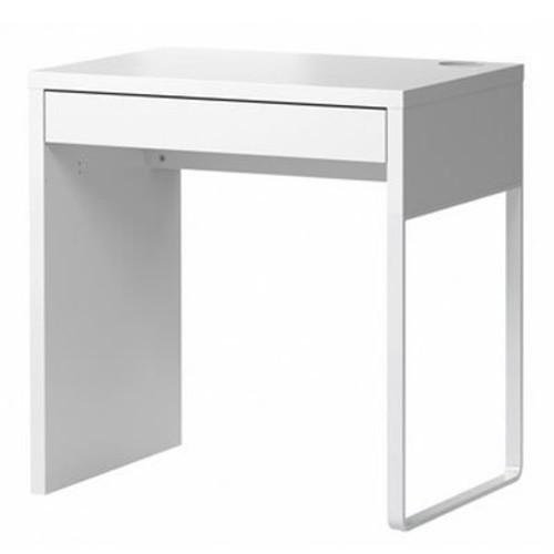 Ikea Micke White Modern Computer Desk