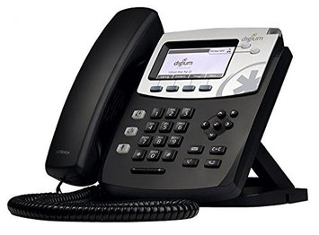 Digium 1TELD045LF D45 - VoIP phone - SIP v2 - 2 lines