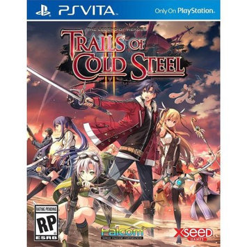 Marvelous Usa, Inc. Legend Of Heroes: Trails Of Cold Steel 2 Playstation Vita [PSV]