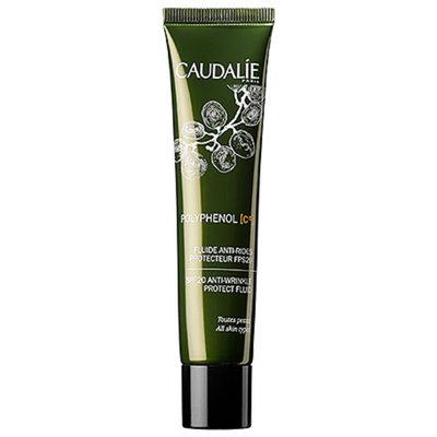 Caudalie Polyphenol C15 Anti-Wrinkle Protect Fluid, 1.3 oz