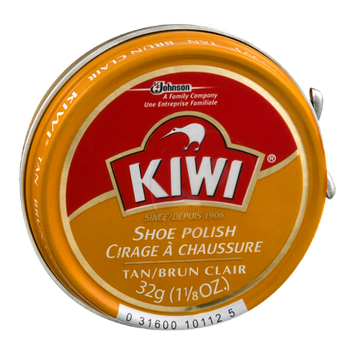 Kiwi Shoe Polish Tan