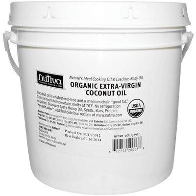 Generic Nutiva Organic Extra-Virgin Coconut Oil, 1 gal