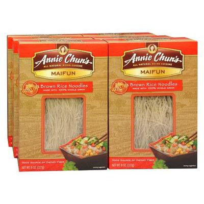 Annie Chun's Maifun Brown Rice Noodles 6 Pack