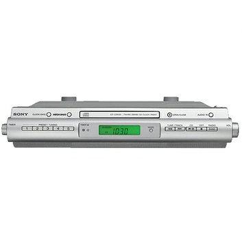 Sony Under Cabinet Kitchen Radio CD Player ICFCDK50