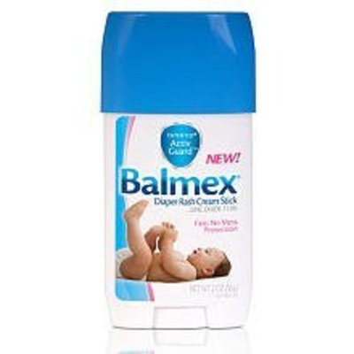 Chattem Labs BALMEX DIAPER RASH CREAM STICK Size: 2 OZ