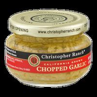Christopher Ranch California Grown Chopped Garlic