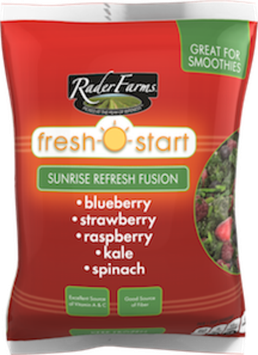 Rader Farms Fresh Start Sunrise Refresh Fusion