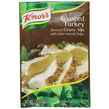 Knorr Gravy Classics, Roasted Turkey Gravy Mix, 1.2Ounce (Pack of 24)