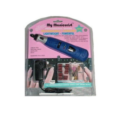 Vogue Professional 6675 Rechargeable Nail Drill